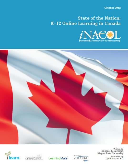 british columbia online school